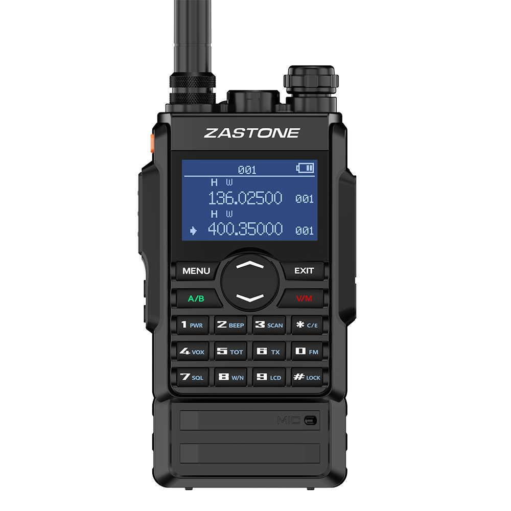 Zastone M7 Kép 5W Bộ Đàm 136-174 400-480Mhz 250 Kênh 2600Mah hf Thu Phát Hàm Đài Phát Thanh