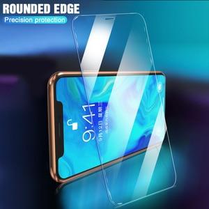 Image 4 - Vidro temperado protetor de 15h, para iphone 11, x, xs, xr, max, protetor de tela, para iphone 11, pro, max filme frontal e traseira da lente
