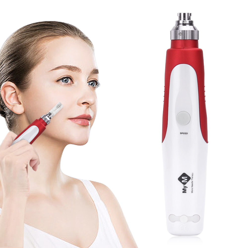 Dr.pen Derma Needle Pen Cartridge Needle Tips Machine Electric Micro Derma Rolling Stamp Therapy Beauty Tool Face Instrument