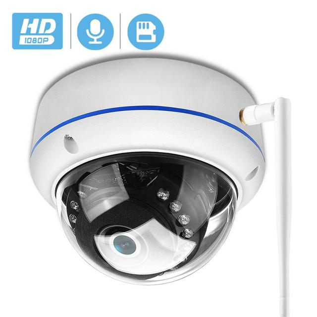 BESDER 1080P IP Camera Wifi TF Card Slot CCTV