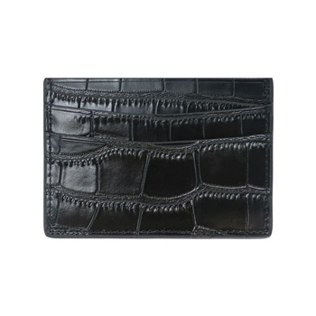 Classic Crocodile Pattern Wallet