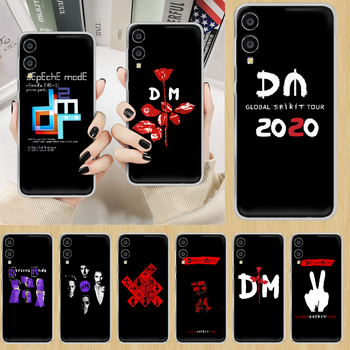 Depeches mode band DM Phone Case hull For HUAWEI honor nova v 5 7 8 9 10 20 30 C A X Lite Pro transparent cover fashion prime image