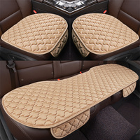 Car Seat Cover Automobiles Seat Protector Accessories for mitsubishi outlander 3 xl pajero 2 3 4 sport space star