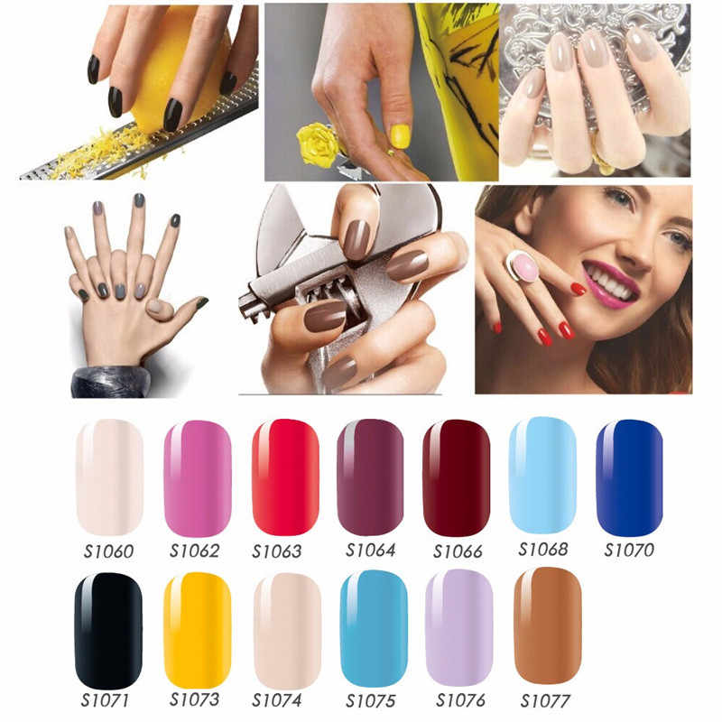 14 Tips/Sheet Women Nail Art Adhesive Pure Color Nail Stickers Wraps Full Cover Adhesive Nail Beauty Decals Manicure Nail Vinyls