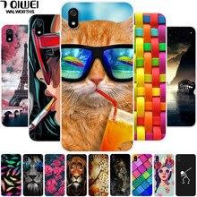 Für Huawei Honor 8 S Prime Fall KSA-LX9 Silikon weiche Nette Katze TPU Telefon Abdeckung Für Huawei Ehre 8 S 2020 fall Honor8S 8 S Fundas