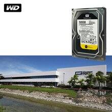 WD BLACK 500G hard disk drive