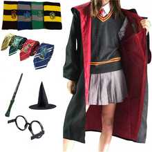 Magic Cloak Potter Cosplay Costume Robe Cape Gryffindor Slytherin Ravenclaw Hufflepuff Hermione Granger Cosplay Potter Costume doctor strange cloak cosplay costume dr strange steve red cloaks magic robe halloween party long cape