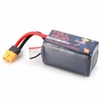 22.2v 6S 1250mah 80C XT30U-F Plug Lipo Battery Replaceable Remote Control Aircraft Accessories Lithium Battery