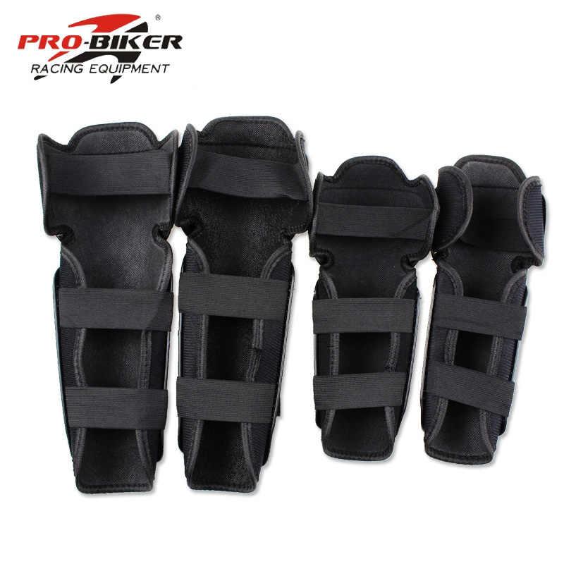 Наколенники для езды на мотоцикле, защита для мотокросса, защита рук и ног, 2 колени, защита от локтя