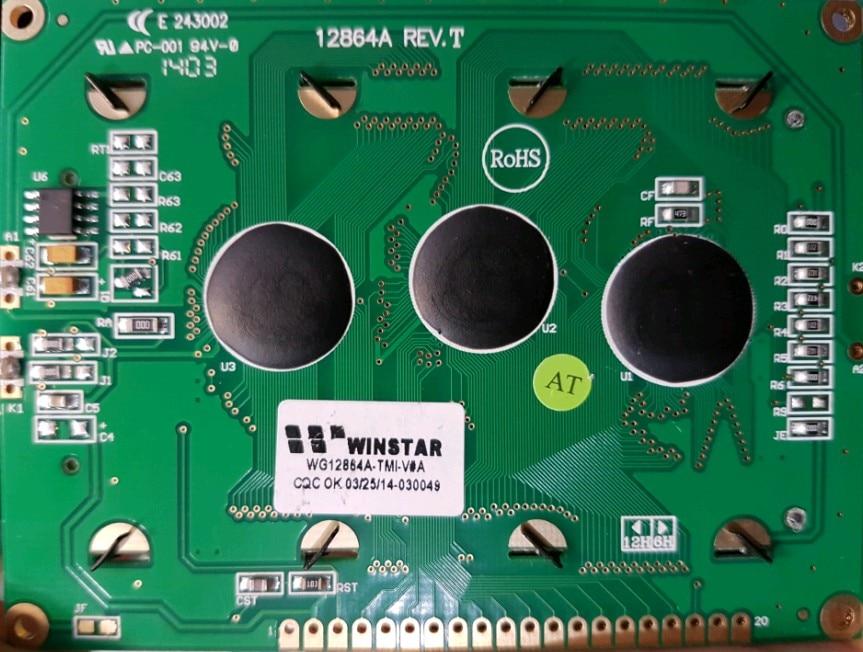 Display WINSTAR WG12864A-TMI-V # A