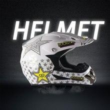 цены FREE SHIPPING Men Motocross Helmet Off Road Professional Atv Cross Helmets Dirt Capacete De Moto Casco