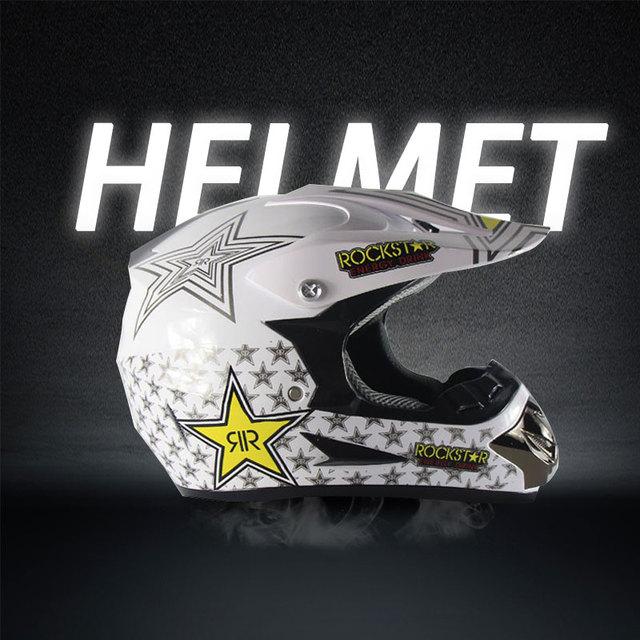 $ 31.95 FREE SHIPPING Men Motocross Helmet Off Road Professional Atv Cross Helmets Dirt Capacete De Moto Casco