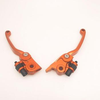 Elastic clutch lever / brake lever for KTM SX / EXC / XC-W [06 – 20]