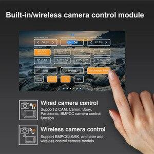 Image 5 - Portkeys – moniteur de caméra HD avec écran tactile de 5.2 pouces, HLG HDR 4K pour Z CAM E2 GH5 Sony Canon BMPCC
