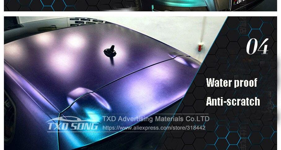 Премиум матовая/блестящие Меняющие цвет с перламутровым блеском виниловая наклейка на машину весь корпус обёрточная пленка Алмазный Блеск для винилового пленки