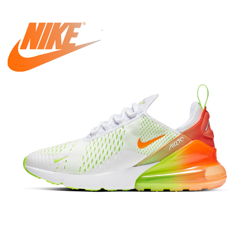 Original Authentic Nike Air Max 270 Men's Running Shoes Outdoor Sports Shoes Designer Shoes Fashion New Listing CN7077-181 image