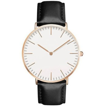 Simple Fashion watch Luxury Brand Watches Quartz Clock Fashion Leather belts Watch Sports wristwatch HOT SLAE Dropshipping image