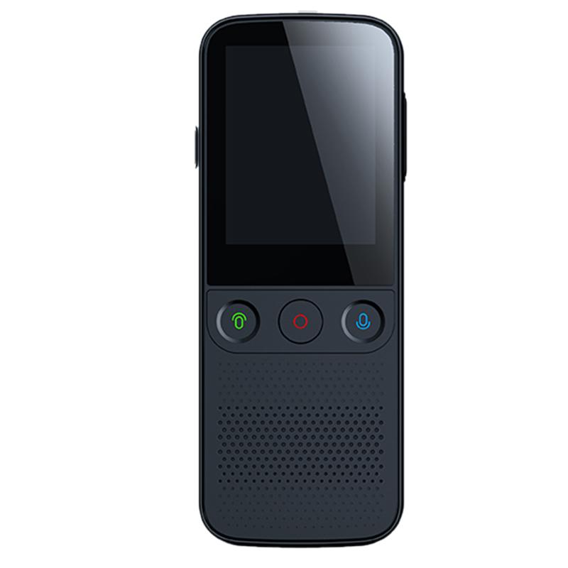 AAAE Top-Intelligent Voice Translation Machine Simultaneous Translation Translation Translator Portable Handheld Smart Wireless