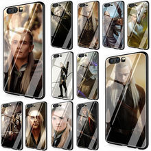 Lord of The Rings Legolas Greenleaf Gehard Glas Telefoon Cover Case voor Huawei P20 P30 Y6 Y9 Honor 8X 7A pro 9 10 Mate 20 Lite(China)