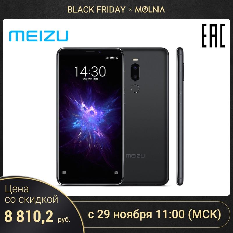 Smartphone meizu nota 8 4 gb + 64 gb sony câmera imx 362 [oficial garantia de 1 ano]