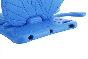 Image 5 - Cartoon Schmetterling EVA Kinder Safe Shock Proof Fall für Apple IPad 2 / 3 / 4 Tabletten Weiche Stand Halter shell für Ipad 4 Cover + Stift