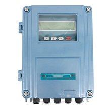 TDS-100F portable fuel oil ultrasonic flow meter m2 sensors dn 50mm 700mm flow meter for tds 100f
