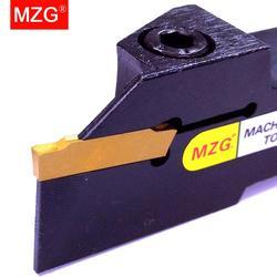 MZG KGMR 20 25 16 mm Groove obróbka cięcia GMM węglika wkładki oprawki frez tokarka CNC przecinanie rowkowania narzędzia posiadacze