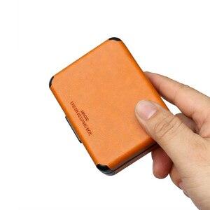 Image 4 - Caja de cigarrillos antipolvo portátil, Ultra delgada, para regalo, fundas de cigarrillos para fumar, para Lili, Estuche de transporte