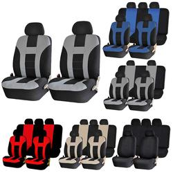 9 sztuk/4 sztuk pokrycie siedzenia samochodu uniwersalny klasyczny styl mody ochraniacz na fotel cztery pory roku samochód stylizacji akcesoria do wnętrz samochodowych|Pokrowce samochodowe|Samochody i motocykle -