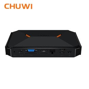 CHUWI Mini PC Herobox Intel Gemini-Lake N4100 Quad Core LPDDR4 8GB RAM 180G SSD Windows 10 system