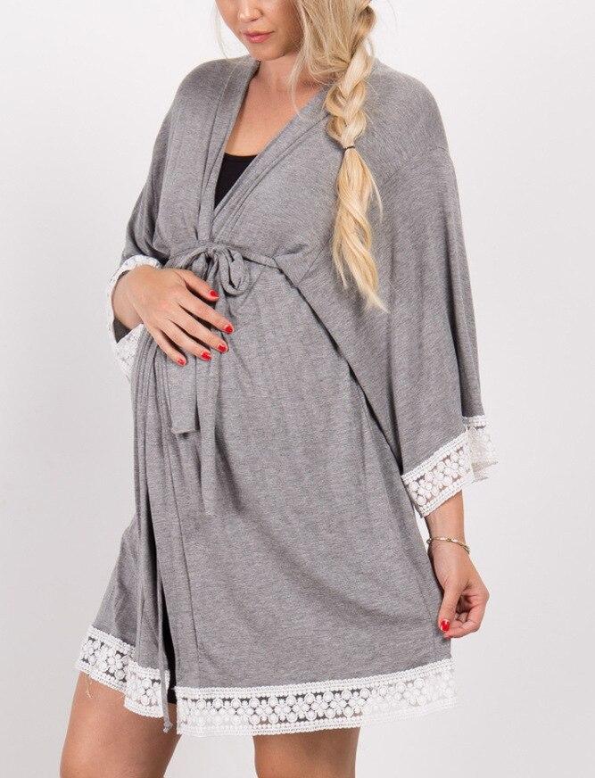 Entrega Robe Nightgowns Hospital de Enfermagem da