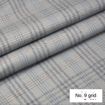 Wide 59 High-grade Wool Plaid fabric for Suit Dress Skirt Shirt Material photochromic wool fabric