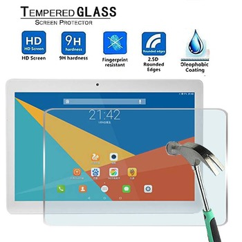 For Teclast 98 Octa-core -Premium Tablet 9H Tempered Glass Screen Protector Film Protector Guard Cover for teclast p10 9h premium tablet tempered glass screen protector film protector guard cover