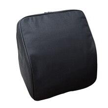 Защитная сумка-аккордеон износостойкая Противоударная переносная сумка для хранения регулируемый ремешок для клавиатуры инструмент для переноски 8 басов
