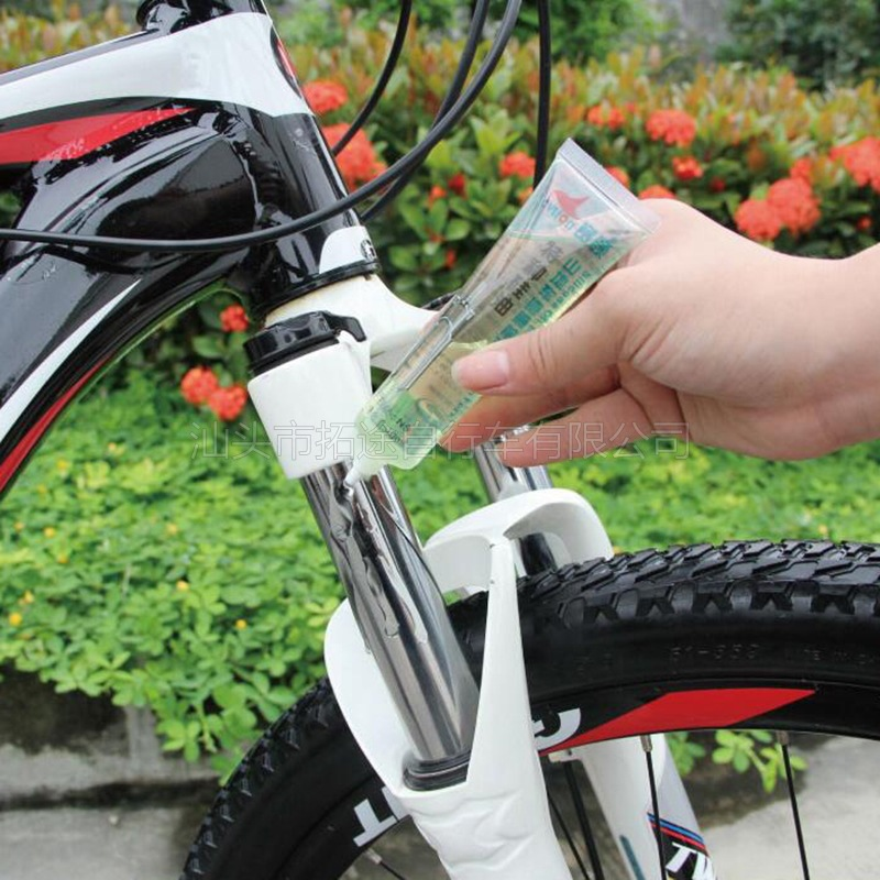 CYLION Mountain Bike Special Silicone Oil Shock Oil Mountain Bike Shock Absorbers Front Fork Only 40 Ml