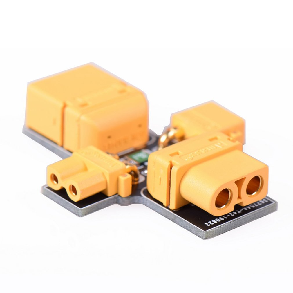 XT30 XT60 Fuse Short Circuit Protection Smoke Proof Smoke Stopper Parts For RC FPV Aircraft Drone Accessories image