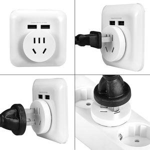 Image 5 - 1 Stuks Vs Naar Eu Kr Plug Converter Travel Adapter Socket Stekker Wall Charger Outlet Stopcontact Au eu Plug Adapter