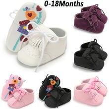 Новинка для новорожденных, для маленьких мальчиков для девочек на мягкой подошве детская обувь теплые сапоги с нескользящей подошвой кроссовки на возраст от 0 до 18 месяцев, 4 цвета