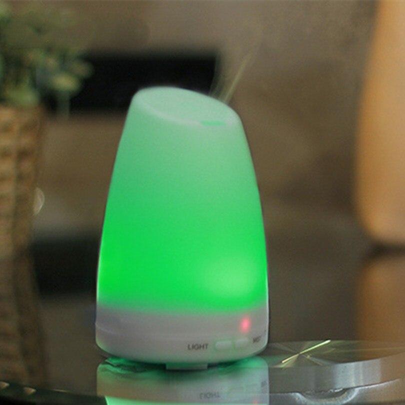 Мини увлажнитель ультразвуковой Арома диффузор ароматерапия увлажнитель воздуха с светодиодная декоративная подсветка Эфирное масляное
