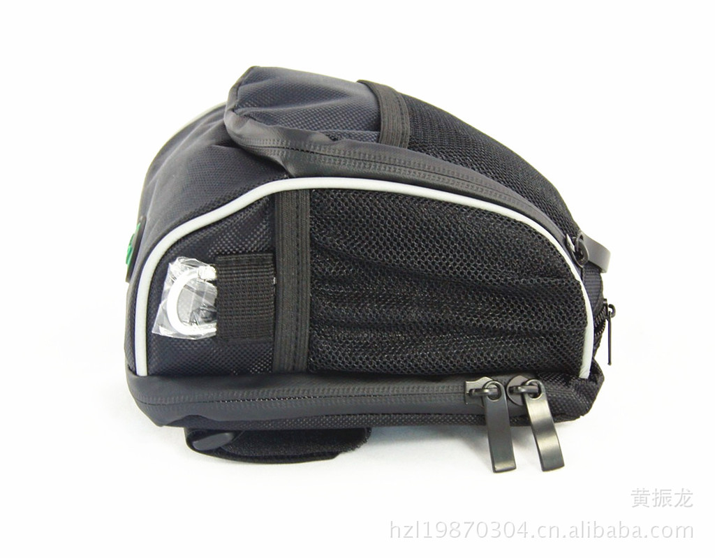 Folding Bicycle Handle Bar Bag Mountain Bike Handlebar Bag Leading Front Bag Electric Scooter Pannier Bag Riding Equipment