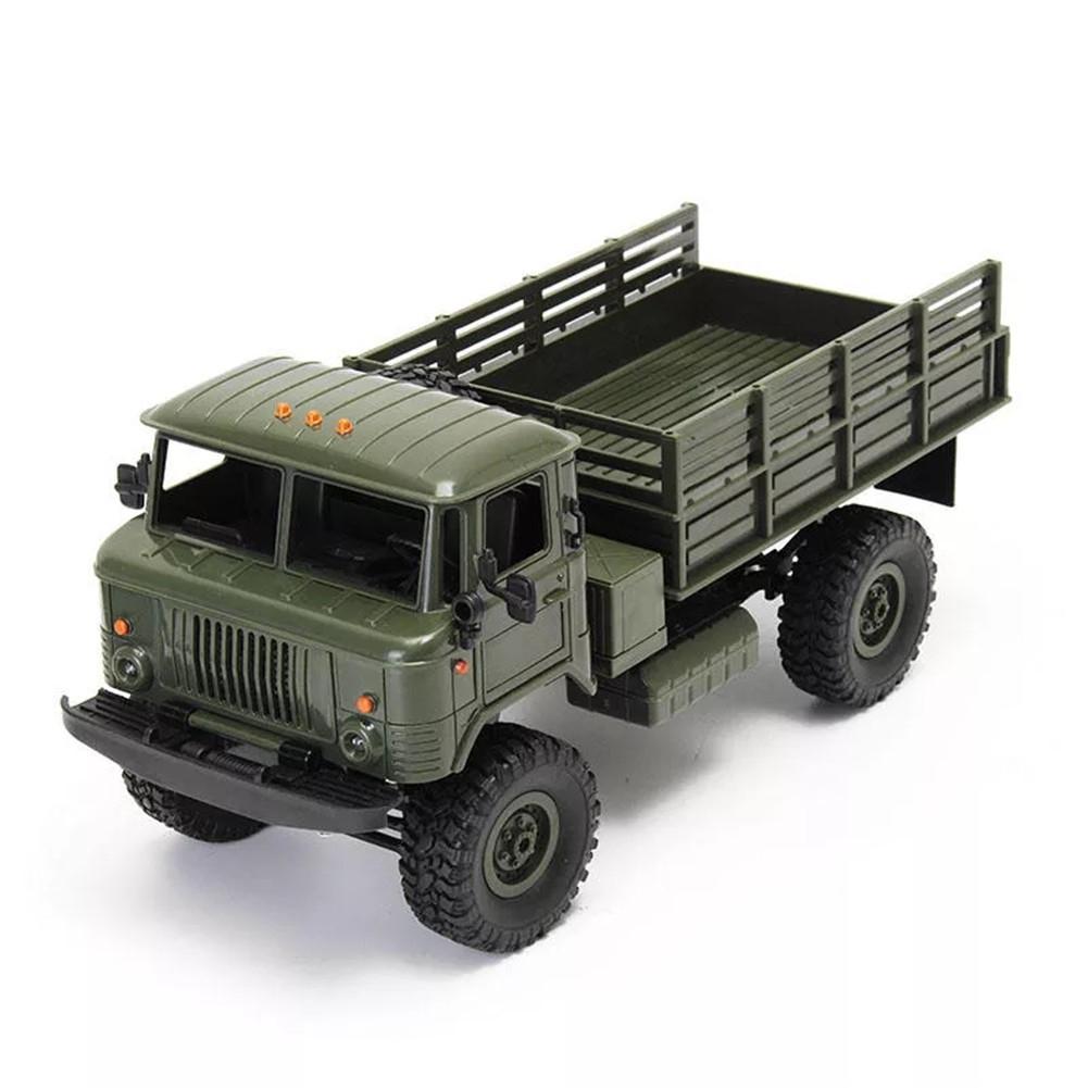 WPL B 24 1/16 комплект RTR 4WD RC грузовик 2,4 ГГц|Радиоуправляемые автомобили|   | АлиЭкспресс