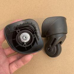 السفر حقيبة اكسسوارات 80T حقيبة تروللي بعجلات العالمي عجلة فلورين حقيبة عجلة استبدال إصلاح جزء الحفاظ ثابتة حتى