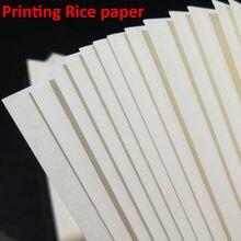Papier riz chinois pour imprimante A3 A4, papier Xuan pour impression à Jet d'encre 45g