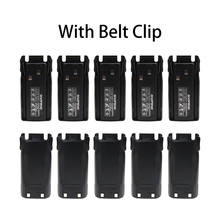 10X BaoFeng Original Replacement Battery BL-8 for Baofeng UV-82 UV-82L UV-8D UV-89 UV-82HP UV-82HX Radios