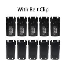 10X BaoFeng Original Replacement Battery BL-8 for Baofeng UV-82 UV-82L UV-8D UV-89 UV-82HP UV-82HX Radios