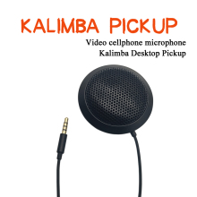 Microphone Piano Kalimba-Recording Pickup Connect Video-Sound Desktop Live-Performance
