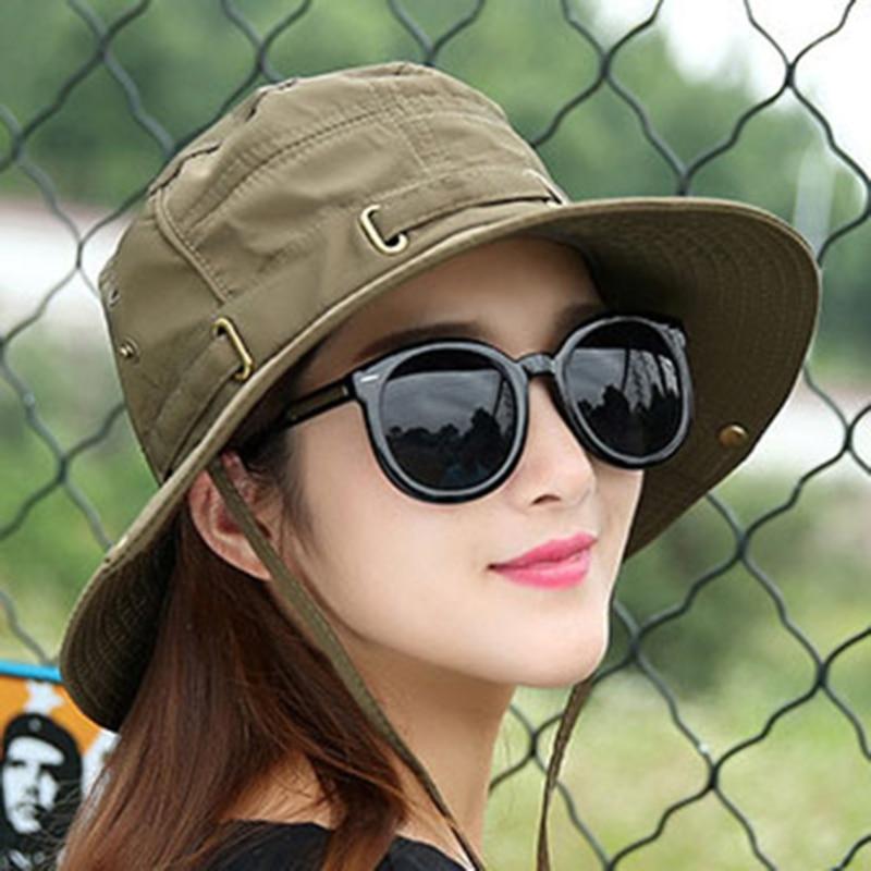 Fashion Elegant Sun Hats Casual Beach Breathable Travel Hat Vintage Outdoor Sun Prevent Cap Hats For Women