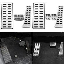 Подставка для ног Стайлинг автомобиля педаль тормоза акселератора чехол для Hyundai Sonata Santa Fe Mistra ix45 ix35 i35 автомобильные аксессуары