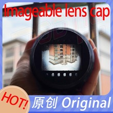 Imageable lens cap for Sony E Lens back cover Lens protective cover