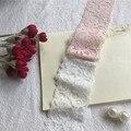Кружевная лента шириной 5,5 см S1051, вышитая сетчатая кружевная лента для шитья, декоративные аксессуары для одежды diy